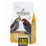PADOVAN WELLNESS MIX for AUSTRALIAN BIRDS