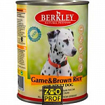 BERKLEY ADULT (Game&Brown Rice)