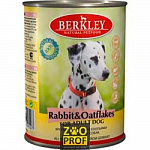 BERKLEY ADULT (Rabbit&Oatflakes)