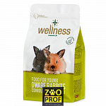 PADOVAN WELLNESS MIX for YOUNG DWARF RABBITS