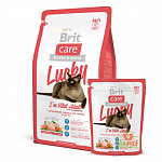 BRIT CARE CAT LUCKY