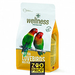PADOVAN WELLNESS MIX for LOVEBIRDS